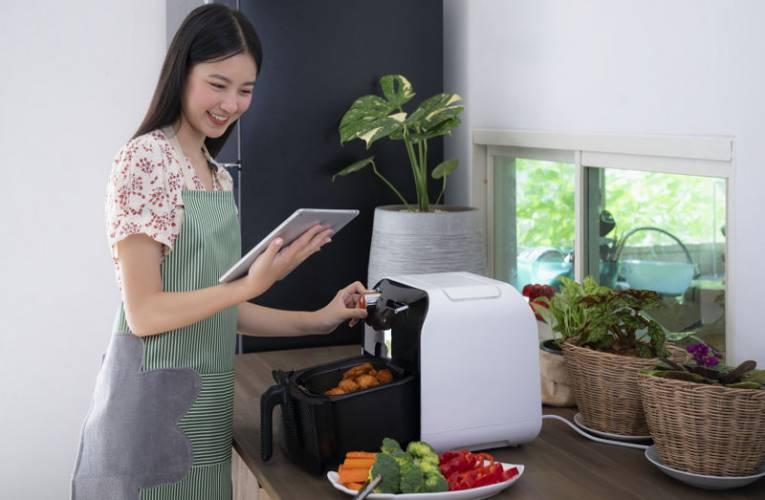 Frytkownica beztłuszczowa – jaką wybrać? Jak działa?